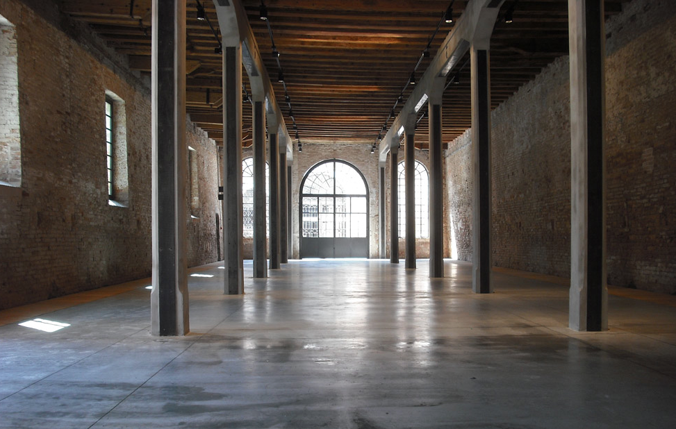 Atmospheres goes to Biennale